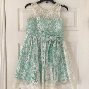 Other - Custom Made Lace Dress